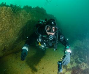Tapti, Wreck, Shipwreck, Coll, Soa, Argyll, Scotland, Lochaline, Mull