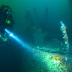 Breda, Dive, Wreck, Oban, Dunstaffnage, Scuba, Shipwreck,